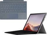 【Surfaceフェア】 Surface Pro7 i5/8/128 Platinum + Surface Pro Type Cover Ice Blue