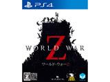 【09/26発売予定】 WORLD WAR Z 【PS4ゲームソフト】