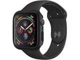 Spigen Apple Watch Series 4 (44mm) Case Thin Fit Black 062CS24474