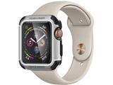 Spigen Apple Watch Series 4 (44mm) Case Tough Armor Silver 062CS24478