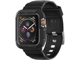 Spigen Apple Watch Series 4 (44mm) Case Rugged Armor Pro Black 062CS25324