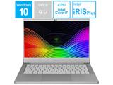 RZ09-03100JM1-R3J1 ゲーミングノートパソコン Blade Stealth 13 Mercury White [13.3型 /intel Core i7 /SSD:256GB /メモリ:16GB /2019年12月モデル]