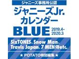ジャニーズJr.カレンダー BLUE 2019.4 - 2020.3