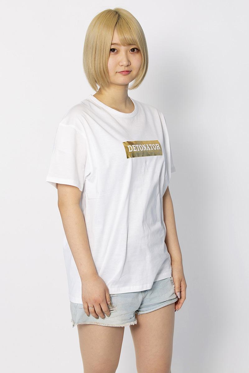 ホワイト/ゴールド