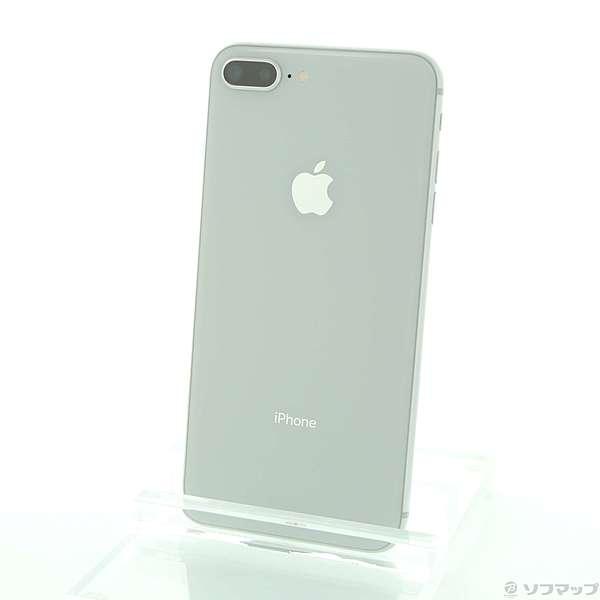 中古】セール対象品 iPhone8 Plus 64GB シルバー MQ9L2J/A auロック ...