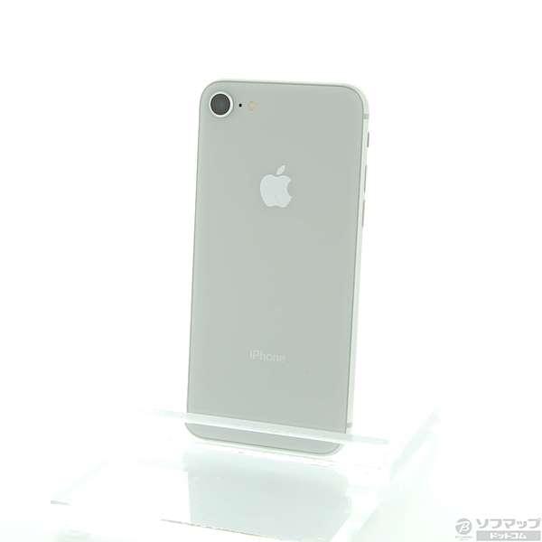中古】iPhone8 256GB シルバー MQ852J/A auロック解除SIMフリー ◇05 ...