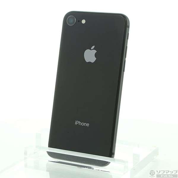 中古】iPhone8 256GB スペースグレイ MQ842J/A au [2133016806088 ...