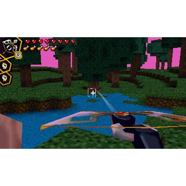 キューブクリエイターDX 【3DSゲームソフト】_3