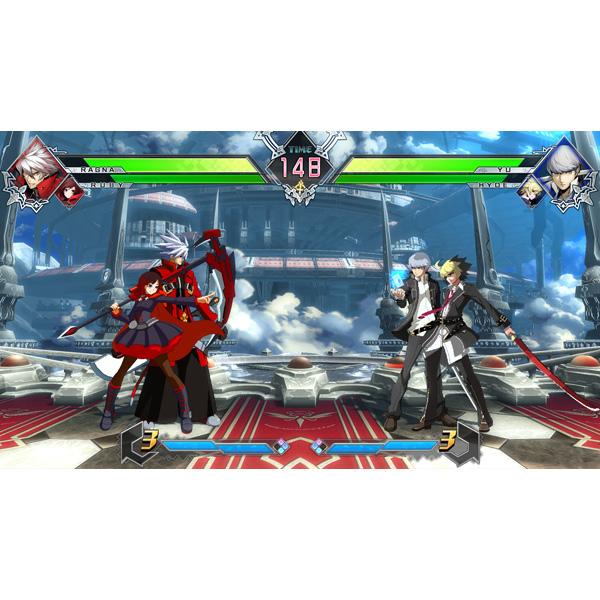 BLAZBLUE CROSS TAG BATTLE (ブレイブルークロスタッグバトル) 通常版 【PS4ゲームソフト】_1