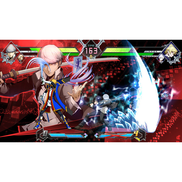 BLAZBLUE CROSS TAG BATTLE (ブレイブルークロスタッグバトル) 通常版 【PS4ゲームソフト】_3