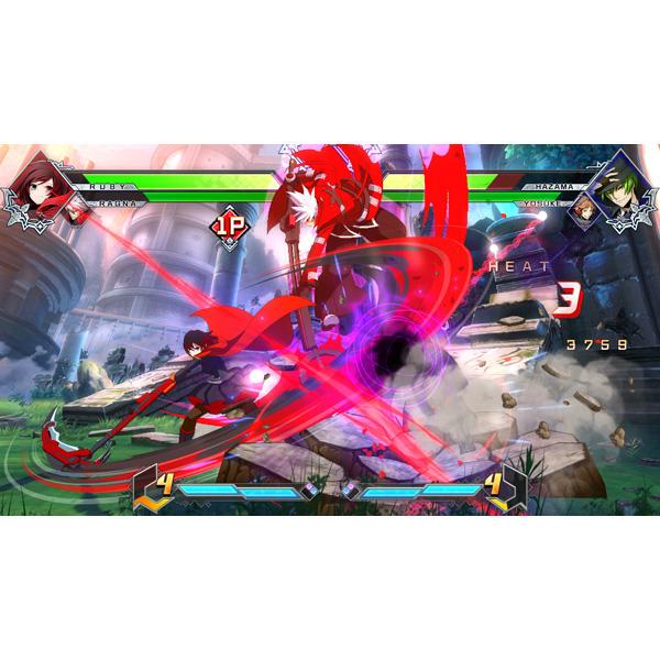 BLAZBLUE CROSS TAG BATTLE (ブレイブルークロスタッグバトル) 通常版 【PS4ゲームソフト】_5