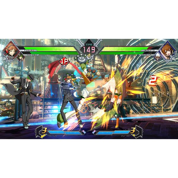 BLAZBLUE CROSS TAG BATTLE (ブレイブルークロスタッグバトル) 通常版 【PS4ゲームソフト】_7