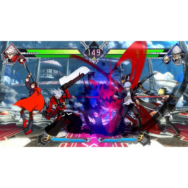 BLAZBLUE CROSS TAG BATTLE (ブレイブルークロスタッグバトル) 通常版 【Switchゲームソフト】_7