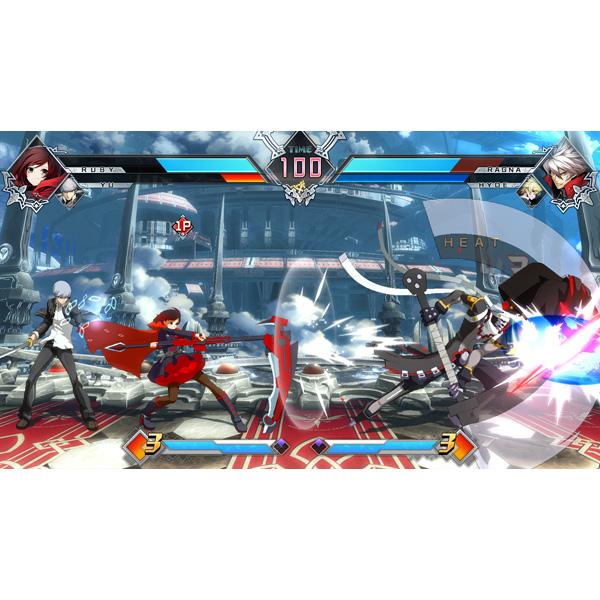 BLAZBLUE CROSS TAG BATTLE (ブレイブルークロスタッグバトル) Limited Box 【Switchゲームソフト】_1