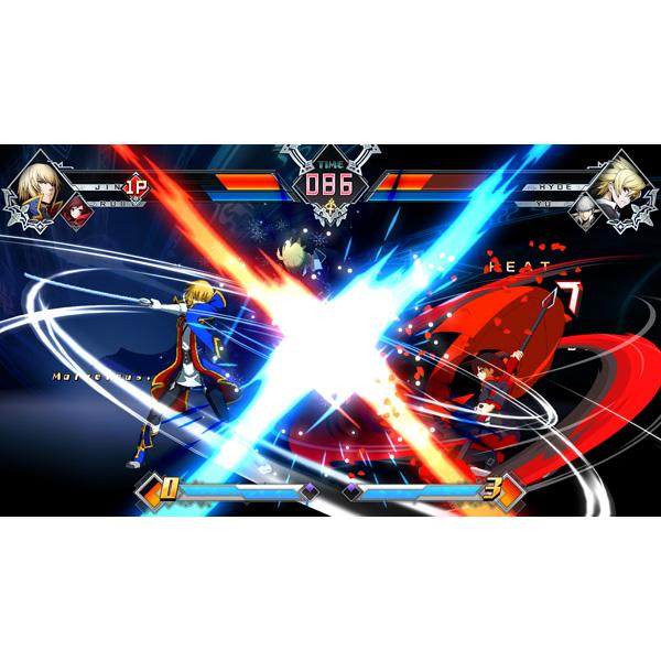 BLAZBLUE CROSS TAG BATTLE (ブレイブルークロスタッグバトル) Limited Box 【Switchゲームソフト】_2