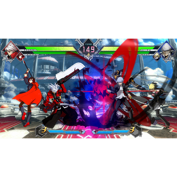 BLAZBLUE CROSS TAG BATTLE (ブレイブルークロスタッグバトル) Limited Box 【Switchゲームソフト】_7