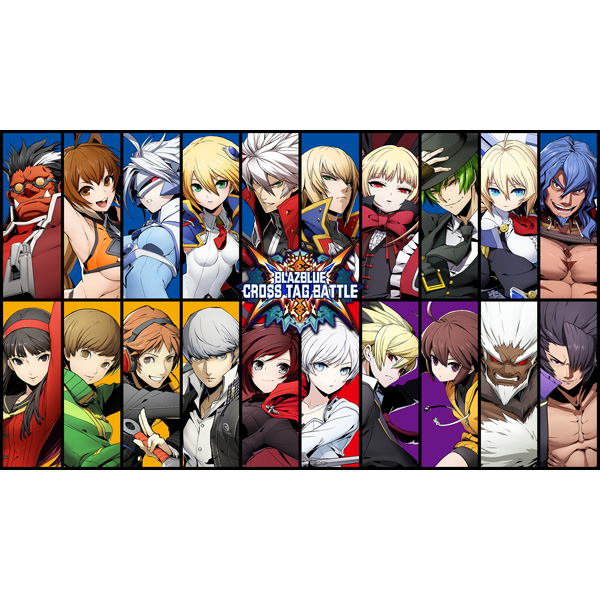 BLAZBLUE CROSS TAG BATTLE (ブレイブルークロスタッグバトル) Limited Box 【Switchゲームソフト】_9
