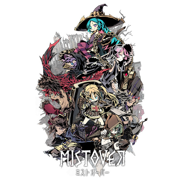 MISTOVER 【PS4ゲームソフト】