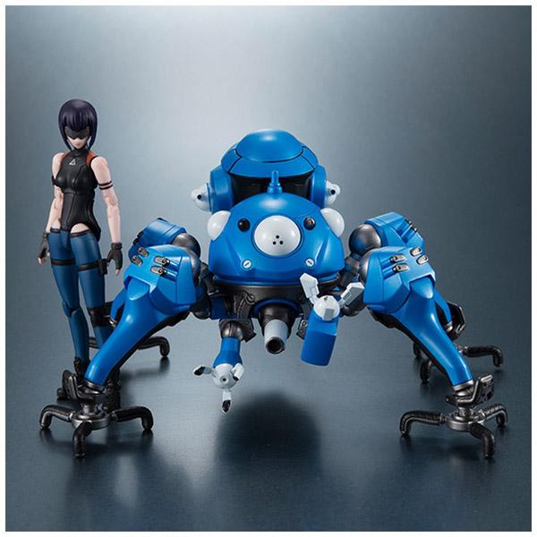 ヴァリアブルアクション Hi-SPEC 攻殻機動隊 SAC_2045 タチコマ&草薙素子_7