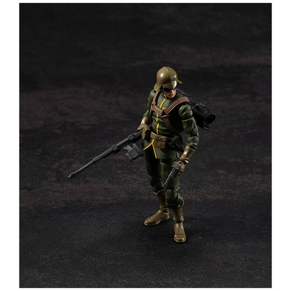 G.M.G.(ガンダムミリタリージェネレーション) 機動戦士ガンダム ジオン公国軍一般兵士01_1