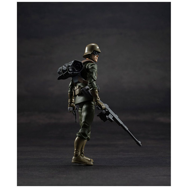 G.M.G.(ガンダムミリタリージェネレーション) 機動戦士ガンダム ジオン公国軍一般兵士01_2