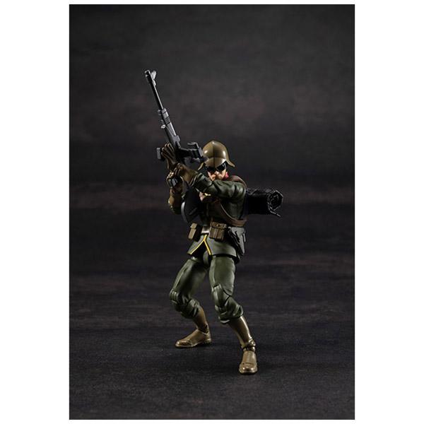 G.M.G.(ガンダムミリタリージェネレーション) 機動戦士ガンダム ジオン公国軍一般兵士01_4