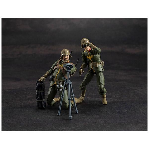 G.M.G.(ガンダムミリタリージェネレーション) 機動戦士ガンダム ジオン公国軍一般兵士01_8