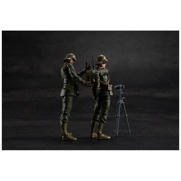 G.M.G.(ガンダムミリタリージェネレーション) 機動戦士ガンダム ジオン公国軍一般兵士01_9