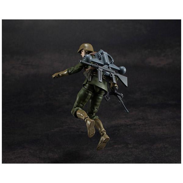 G.M.G.(ガンダムミリタリージェネレーション) 機動戦士ガンダム ジオン公国軍一般兵士03_6