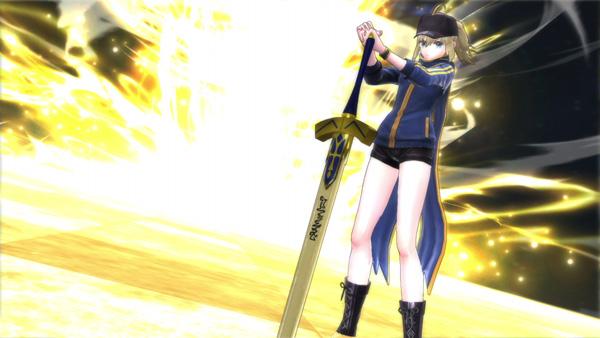 【在庫限り】 Fate/EXTELLA 通常版 【Switchゲームソフト】_3