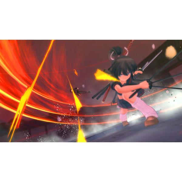 【在庫限り】 閃乱カグラ Burst Re:Newal にゅうにゅうDXパック 【PS4ゲームソフト】_5