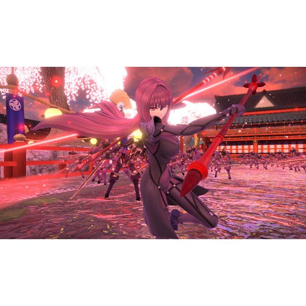 【在庫限り】 Fate/EXTELLA LINK (フェイト/エクステラ リンク) 通常版 【PS Vitaゲームソフト】_3