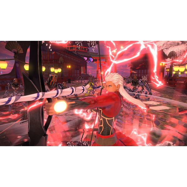 【在庫限り】 Fate/EXTELLA LINK (フェイト/エクステラ リンク) 通常版 【PS Vitaゲームソフト】_7