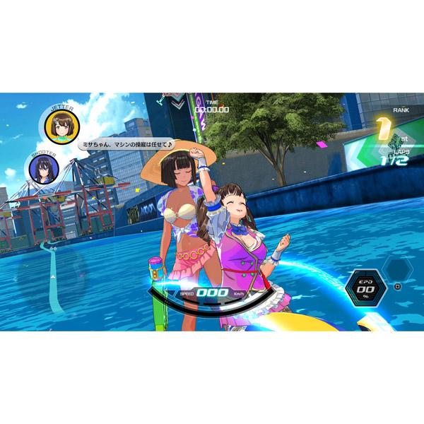 神田川JET GIRLS 通常版【PS4ゲームソフト】_6