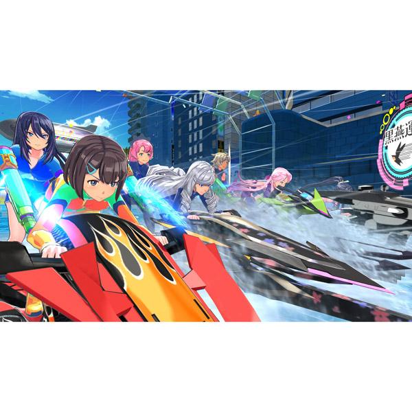 神田川JET GIRLS 通常版【PS4ゲームソフト】_7