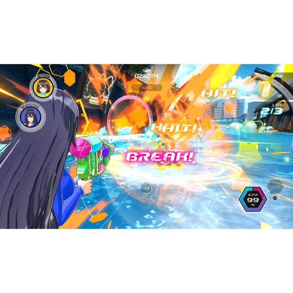 神田川JET GIRLS 通常版【PS4ゲームソフト】_9