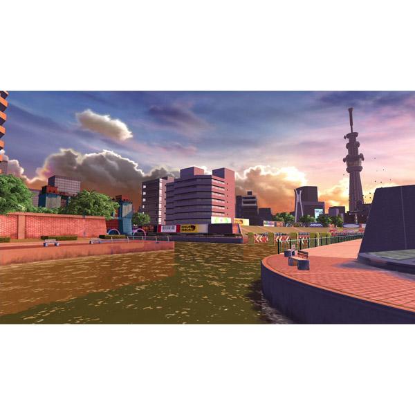 神田川JET GIRLS DXジェットパック 【PS4ゲームソフト】_10