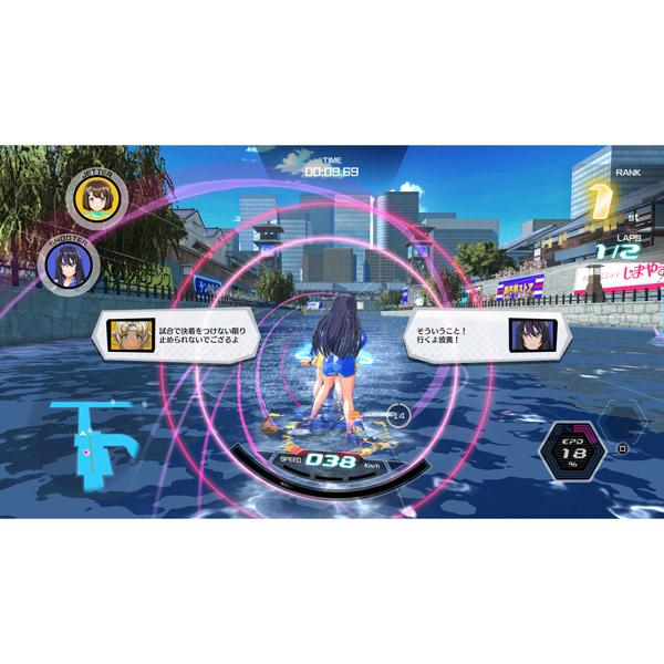 神田川JET GIRLS DXジェットパック 【PS4ゲームソフト】_5