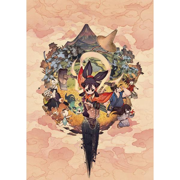 天穂のサクナヒメ 彩色画集付限定版 【PS4】_1