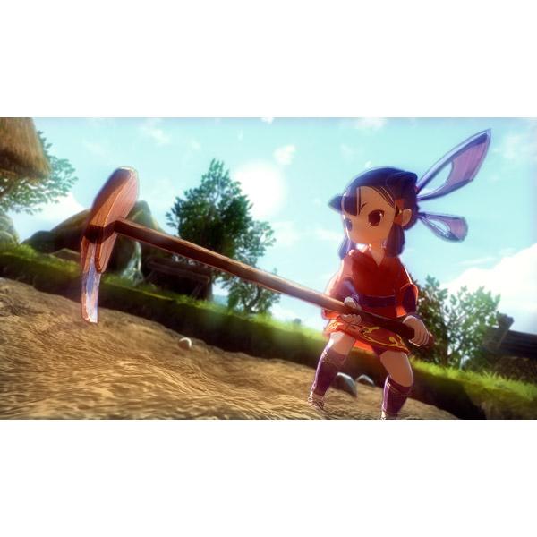 天穂のサクナヒメ 彩色画集付限定版 【PS4】_2