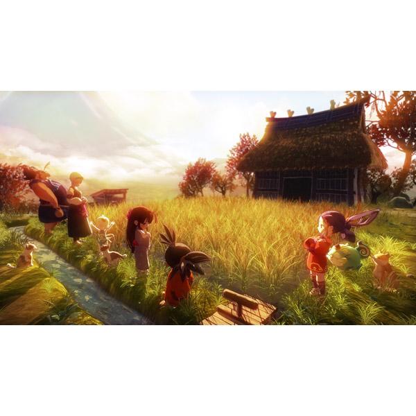 天穂のサクナヒメ 彩色画集付限定版 【PS4】_4