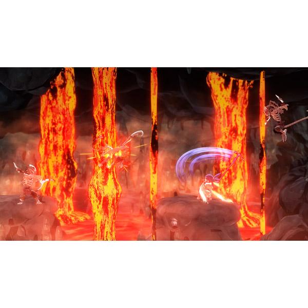 天穂のサクナヒメ 彩色画集付限定版 【PS4】_8