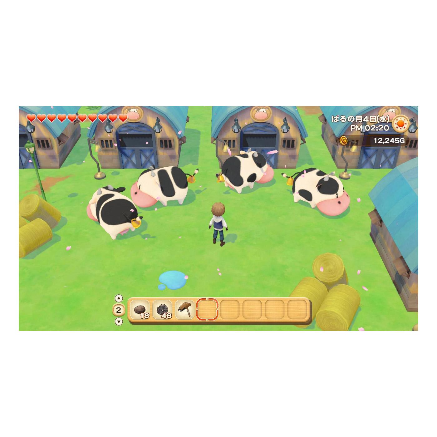 牧場物語 オリーブタウンと希望の大地 【Switchゲームソフト】_1