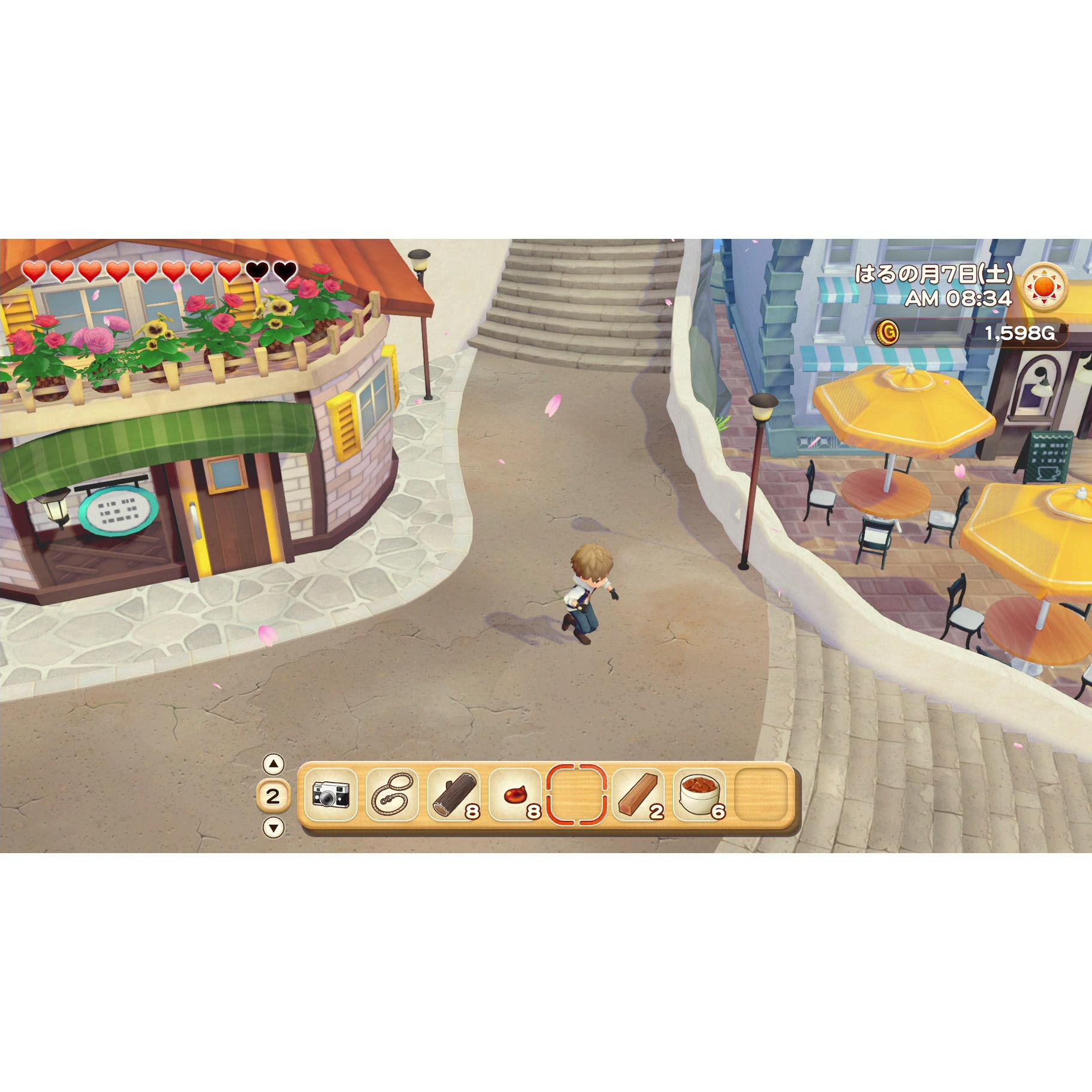 牧場物語 オリーブタウンと希望の大地 【Switchゲームソフト】_2