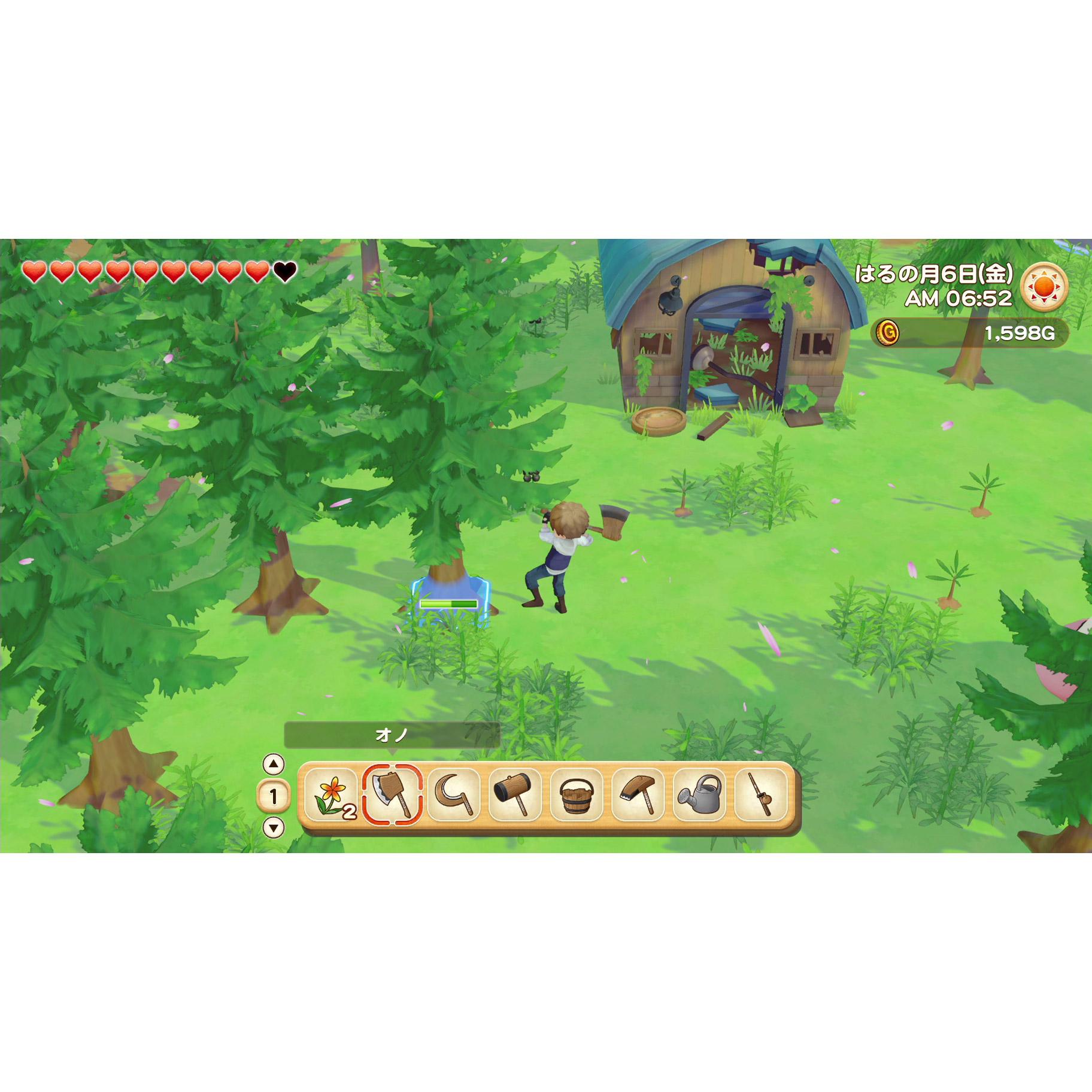 牧場物語 オリーブタウンと希望の大地 【Switchゲームソフト】_5