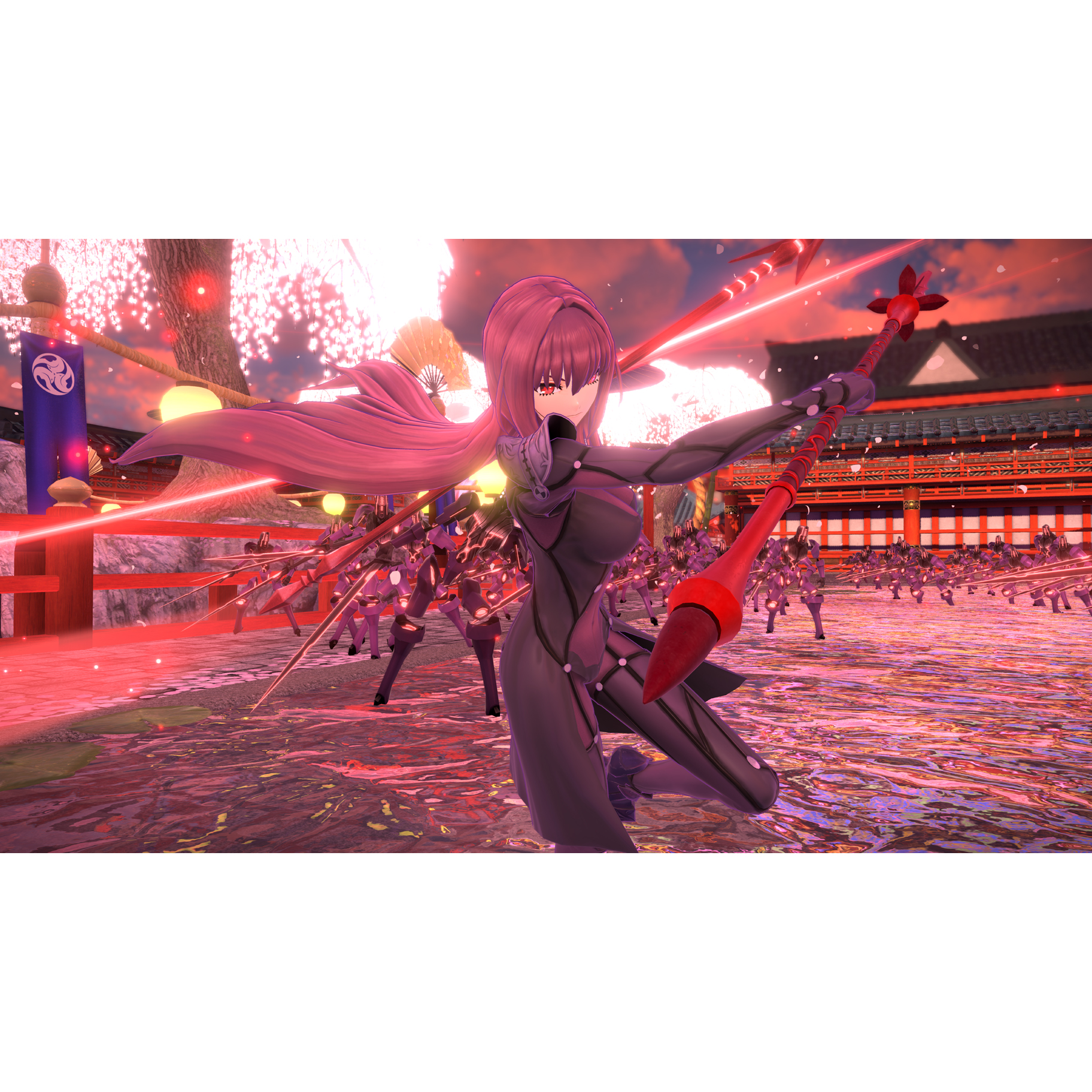 Fate/EXTELLA Celebration BOX for PlayStation4 【PS4ゲームソフト】_6