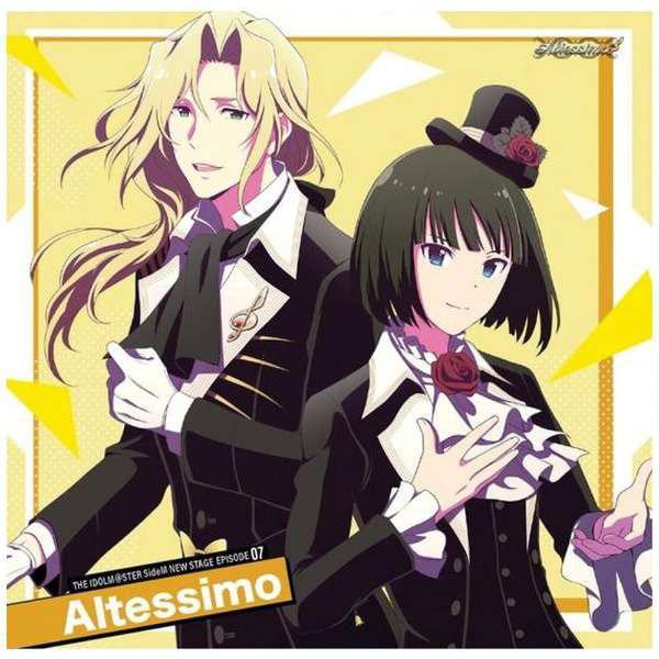 Altessimo / THE IDOLM@STER SideM NEW STAGE EPISODE:07 Altessimo