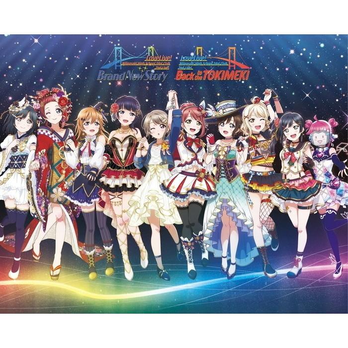 虹ヶ咲学園スクールアイドル同好会/ ラブライブ!虹ヶ咲学園スクールアイドル同好会 2nd Live! Brand New Story & Back to the TOKIMEKI Blu-ray Memorial BOX【完全生産限定】