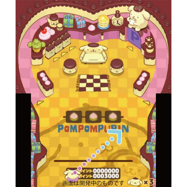 ポムポムプリン コロコロ大冒険【3DSゲームソフト】   [ニンテンドー3DS]_2