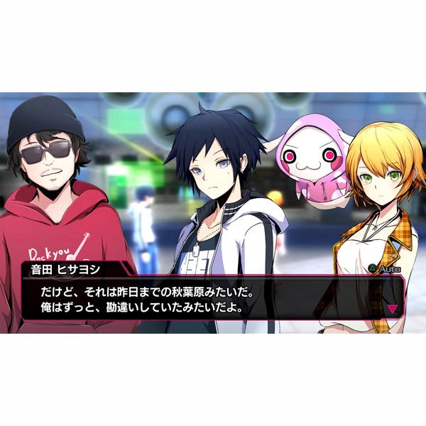 【在庫限り】 AKIBA'S BEAT (アキバズ ビート) 【PS Vitaゲームソフト】_2